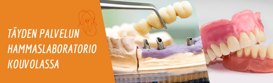 Täyden palvelun hammaslaboratorio